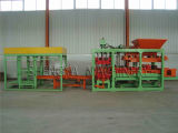 Bloc de béton de ciment6-15 Qt machine machine à fabriquer des blocs automatique