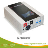 8KW 10kw 12KW LED LCD DC Inversor CA para Home