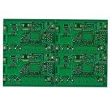 PCB (oro) Flash 4 capas sin plomo, cobre de 1oz.