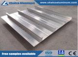 6082 T6 Marine Plaque striée feuille en aluminium de qualité