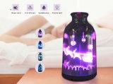 E-Ronic humidificadores de aromaterapia 3D de aceite de Aroma difusor de vidrio