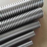 Tubo flessibile ondulato anulare dell'acciaio inossidabile