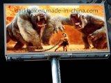 Haute luminosité de la publicité de plein air HD plein écran LED Couleur P4