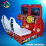 Het Rennen van Kiddle de VideoAuto van het Vermaak van de Machine van het Spel voor de Streek van het Spel