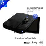 Nette Hundedrucken-Notizbuch-Laptop-Hülse für iPad Deckel