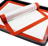 FDA de niet Giftige Gemakkelijke Schone Mat van het Baksel van het Silicone