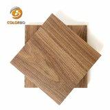 L'intérieur en bois Micro-Perforated muraux en bois Panneau acoustique