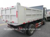 De Kleine Vrachtwagen van de Stortplaats HOWO/Kipper/Lichte Vrachtwagen voor Verkoop
