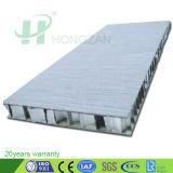 Composite aluminium ignifuge Honeycomb Panneau mural
