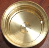 Contador de água de latão Caixa de Engrenagem do mecanismo de partes separadas