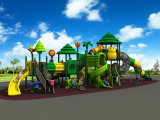Parque Infantil Exterior Huadong Woods Euipment Slide Grande Série