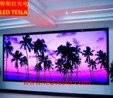 屋内P10非常に高い明るさスクリーンLEDのモジュールの表示