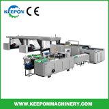 Le papier de format A4 de décisions et l'emballage de la machine de découpe (LCP-A4)