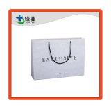 Compras impermeable/Embalaje/bolsa de papel con cinta de tela