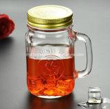 中国の工場卸売の飲料創造的なジュースの飲むガラスのメーソンジャー