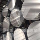 Fabricante do disco de alumínio profissional para Circulon Pan