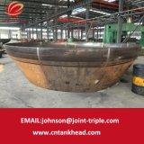 06-13 testa conica aperta del acciaio al carbonio della lager con il luogo di perforazione 5800mm*24mm