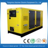 Schalldichte dieselbetriebene elektrische Generator-Preise mit Garantie und Überseeservice