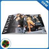 Design personalizado barato adulto de alta qualidade de impressão de revistas