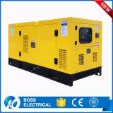 50Hz 50kw 62.5kVA Wassererkühlung-leises schalldichtes angeschalten durch FAW Motor-Dieselgenerator-Set-Diesel Genset