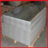 Una lámina de aluminio H111 H116 H14 H24 (1050 1060 1070 1100 3003 5052 5083)