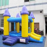 Nuevo diseño Castillo Hinchables Bouncer jugar Trampolin casa con la diapositiva