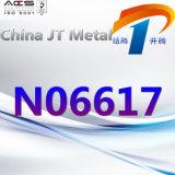 Uns N06617 placa del tubo de la barra de aleación Nickel-Base
