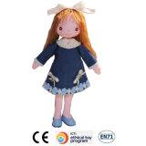 Утвержденные ICTI завод игрушек персонализированные тканью кукол фаршированные Custom мягкие ткани кукла