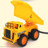 De draad Gecontroleerde Giften van Kerstmis van het Speelgoed van de Kinderen van het Stuk speelgoed van het Model van de Vrachtwagen van de Stortplaats