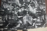 Tessuto di rayon stampato alta qualità