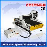 Máquina do router do CNC do Desktop de Ele 6015 mini para o metal macio