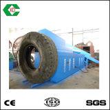 Используется давление в шинах машины отходов шины стальная проволока для снятия лака машины