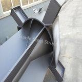 Construcción de puente de acero con buena calidad