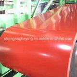 PPGI/Color Met een laag bedekt galvaniseerde Steel/PPGL voor maken Dakwerk