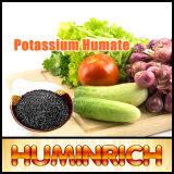 Glanzende Vlok van Humate van het Kalium van het Concentraat van de BladNevel van Huminrich de Organische Vloeibare Humusachtige