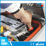 Philiphs 운전사를 가진 주조 알루미늄 IP66 LED 가로등을 정지하십시오