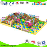 Populares parques infantis interior/ Naughty Castle para Shopping Mall (TQB054)