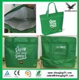 6 pack personnalisé non tissé sac isotherme déjeuner thermique du refroidisseur de gros en Chine de la fabrication