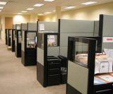 Seul poste de travail anticipé de bureau pour des meubles de bureau
