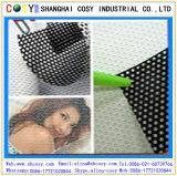 관통되는 비닐 하나 방법 비전 비닐을 인쇄하는 관례