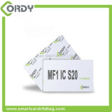 元のNXPチップMIFARE標準的な1k MF ICS50によって印刷されるPVCカード