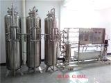 Macchina di coperchiamento di riempimento di lavaggio dell'acqua scintillante
