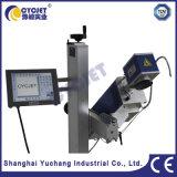 Online-Belüftung-Rohr-Laser-Markierungs-Maschine