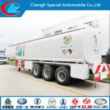 Eje 3 Trailer del depósito de combustible, 40000 litros Tanque de combustible semi remolque, China hizo remolque cisterna de combustible