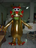 Hi fr71 Dragon Costume mascotte