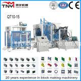 Машина делать кирпича цены машины кирпича конкретная/конкретный блокируя блок подвергнуть механической обработке (QT6-15)