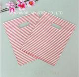 La impresión de alta calidad Bonita Bolsa de compras con la bolsa de plástico perforado