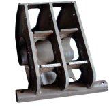 Parti di alluminio della saldatura personalizzate ODM dell'OEM