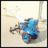 La gasolina Mini lanza giratoria para el cultivador