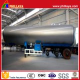 55.6 M3 Liquid Gas LNG Tanktransport Semi Trailer Container